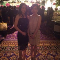 Photo taken at Hotel Mulia by Shelly W. on 4/26/2015