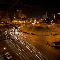 Photo taken at Tahrir Square by 4SQ E. on 11/19/2012