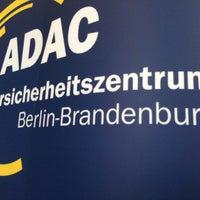 Das Foto wurde bei ADAC Fahrsicherheitszentrum Berlin-Brandenburg von Paul M. am 1/19/2013 aufgenommen