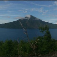 Photo taken at Anak Krakatau by Ying Z. on 6/6/2013