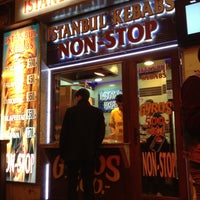 Photo taken at Istanbul Kebabs by Amir S. on 4/13/2013