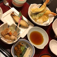 Photo taken at お食事処 川 昭和本店 by てらかわ ゆ. on 6/17/2018