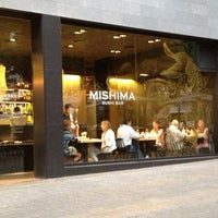 Photo taken at Mishima Sushi Bar by Nines M. on 7/3/2013