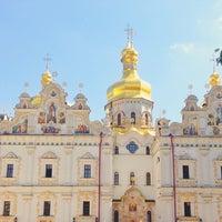 Photo taken at Kyiv Pechersk Lavra by Kate M. on 5/19/2013