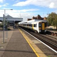 Photo taken at Herne Bay Railway Station (HNB) by David L. on 11/22/2012
