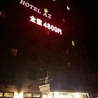Photo taken at HOTEL AZ 宮崎佐土原店 by Mariya S. on 12/20/2016