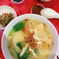 Photo taken at 祖传面粉糕 Restaurant Zu Chuan by tzetee on 4/20/2015