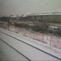 Photo taken at Trein Gent > Antwerpen by Fay v. on 1/15/2013