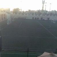 Photo taken at Wadi Degla Club (New Cairo) by Sayed S. on 2/8/2013
