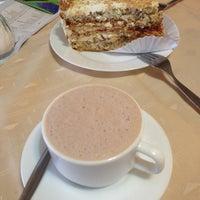 Photo taken at Café Oriente by sylvia a. on 8/28/2013