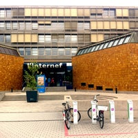 Photo taken at Internef-Unil by Catherine K. on 5/28/2013