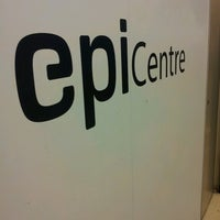Photo taken at EpiCentre by Masz D. on 2/16/2013