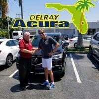 Photo taken at Delray Acura by Delray Acura on 7/30/2017