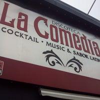 Photo taken at La Comedia by Daniel G. on 3/25/2014