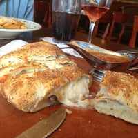 Photo taken at Sal's Italian Restaurante by Alejandro L. on 5/15/2013
