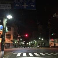 Photo taken at 三架橋交差点 by ひろたん on 2/20/2018