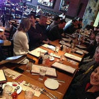Photo taken at P.F. Chang's by Christine P. on 3/13/2013