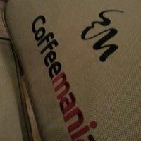 Das Foto wurde bei Coffeemania von SEVİL T. am 1/20/2013 aufgenommen