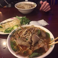 Photo taken at Pho Hoa Noodle Soup by Jared S. on 1/14/2017