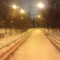 Снимок сделан в Щемиловский детский парк пользователем Юрий К. 12/10/2012