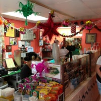 Photo taken at Picante Martin's by Frank L. on 12/28/2013