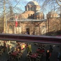 Photo taken at Kariye Pembe Köşk by Oğuzhan K. on 2/12/2013