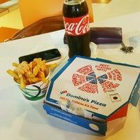Photo taken at Domino's Pizza by Zane E. on 10/13/2016