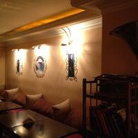 Photo taken at Ali & Nino Cafe by Gülşah on 12/6/2012