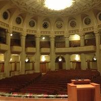 Photo taken at Palatul Parlamentului by Gülşah on 1/17/2013