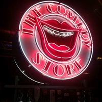 Photo taken at The Comedy Store by Kaesar N. on 2/24/2013