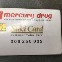 Photo taken at Mercury Drug by Angie L. on 7/25/2017