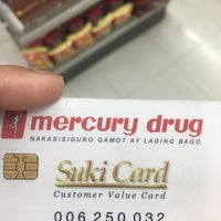 Photo taken at Mercury Drug by Angie L. on 6/16/2017