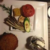 Photo taken at Hardimitzn Restaurant&Steakhouse. Pizzeria by Marina C. on 2/12/2013