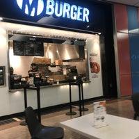 10/5/2017 tarihinde Tommy M.ziyaretçi tarafından M Burger'de çekilen fotoğraf