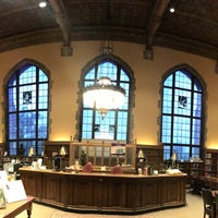 Photo taken at Deering Library by Tommy M. on 10/6/2017