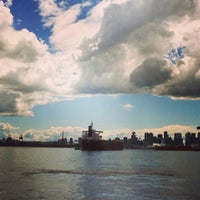 Photo taken at Lonsdale Quay SeaBus Terminal by Donna J. on 6/18/2013