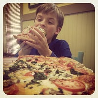 Photo taken at Max's Pizza Company by Nathan B. on 7/21/2013