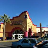 Photo taken at Mi Pueblo Food Center by Margie B. on 12/18/2012