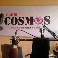 Photo taken at Cosmos Radio 93 FM by Efi T. on 11/11/2013