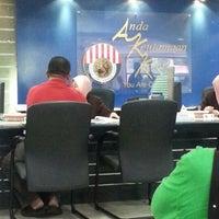 Photo taken at Bangunan KWSP by shaza i. on 8/12/2013