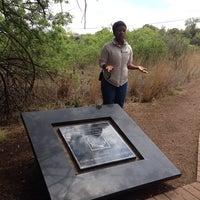 Photo taken at Sterkfontein Caves by Meruschka on 10/27/2013