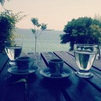 Photo taken at Saklı Deniz by Başak K. on 7/28/2013
