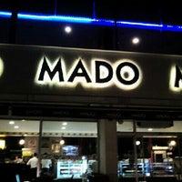 Photo taken at Mado by Hasan K. on 5/6/2013