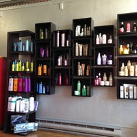 Photo taken at Salon 7 by Shannon B. on 4/13/2013