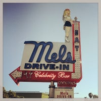 Photo taken at Mel's Drive-In by Twins S. on 3/2/2013