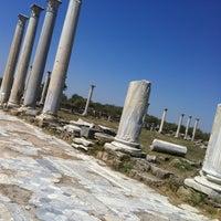 Photo taken at Salamis Ruins by Işıl s. on 6/19/2013