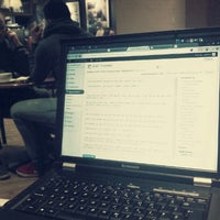 Photo taken at Costa Coffee by Mike M. on 11/23/2012