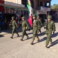 Photo taken at Guamuchilandia by Htr. Rojo on 2/24/2014