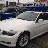 Photo taken at Emerald City Window Tinting Inc. by Felix L. on 1/10/2014