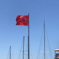 Photo taken at Loçatürk Shipyard by Konur Alp Ç. on 5/23/2017